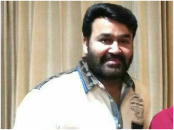 Mohanlal In A New Look...