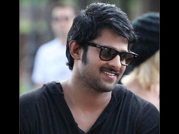 Prabhas Does Not Want The Director To Wait