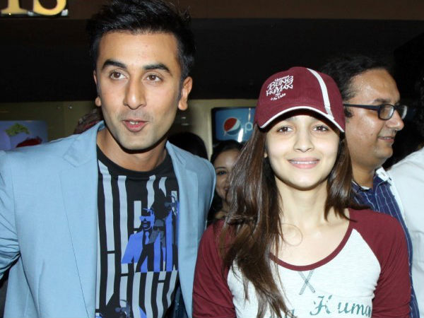 Now Ranbir & Alia Are Spending A Lot Of Time Together