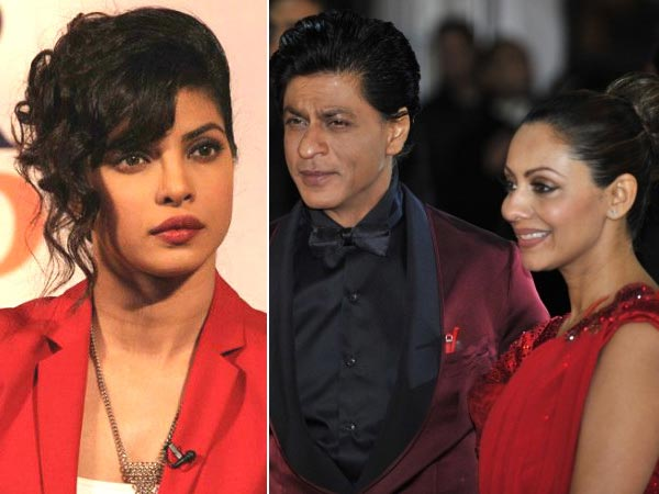 Gauri Khan RESPONSIBLE Too? Priyanka Chopra LOSING Big Films Because Of Her Alleged Ex Shahrukh Khan