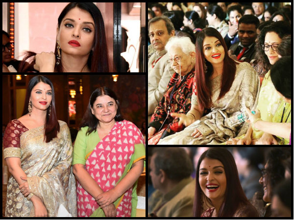 UNSTOPPABLE! Aishwarya Rai Bachchan Looks BREATHTAKINGLY WOW; Spotted At Rashtrapati Bhawan [PICS]