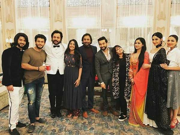 Gul Khan Says Ishqbaaz Team Is Not Affected By Rumours