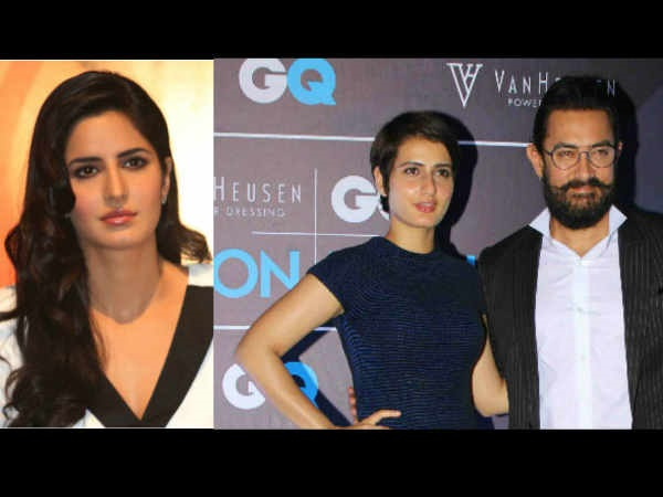 DON'T CREATE DRAMA! Katrina Kaif Is UPSET With Rumours About Her Role In Thugs Of Hindostan