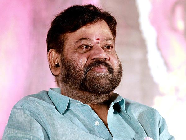 Film-maker P Vasu Speaks Up On Death Hoax