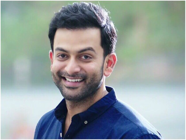 Prithviraj's 2017: Continues His Tryst With Movies Of Different Genres!