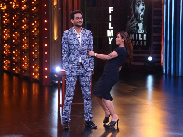 Shilpa Performs Pole Dance With Vikas