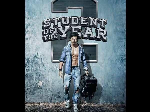 Tiger Shroff's 'Student of the year 2' to release in November