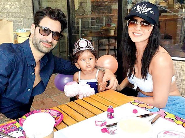 Here's What Sunny Leone Has To Say About Motherhood & How It Changed Her Life!