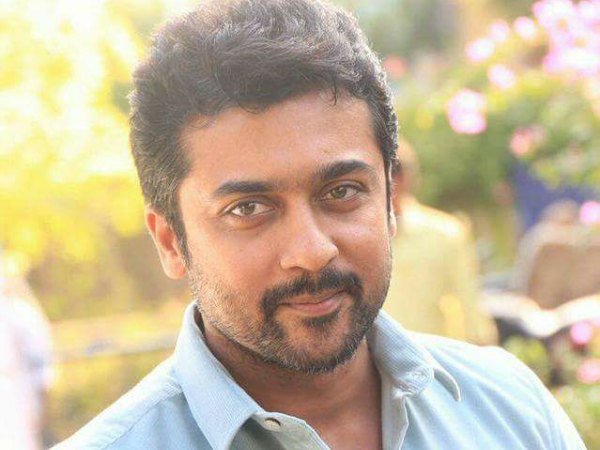 Suriya's Gets Trolled For His Height!
