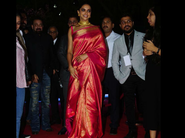 Deepika Goes 'Desi'
