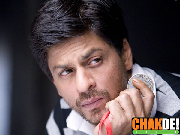 SRK Took The Risk With Chak De!