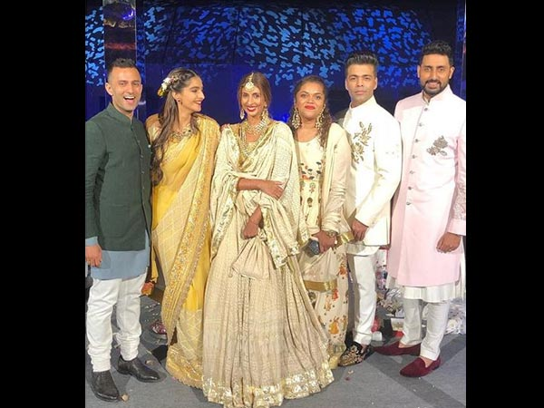 Aishwarya Gives The Wedding A Miss