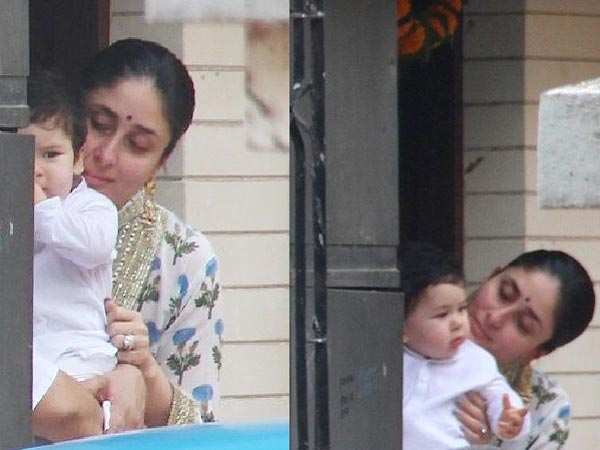 I Will Always Remember The First Day Of Taimur's Life