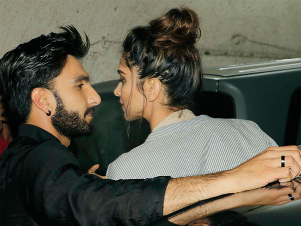 Recently Ranveer Singh's Family Gifted Deepika A Diamond Set