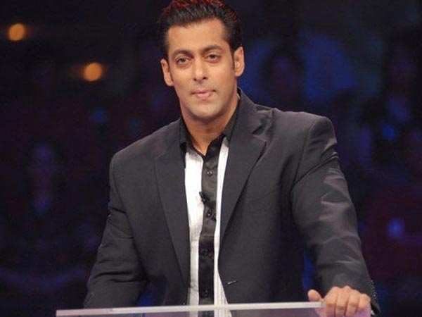 Salman Khan Shoots For Dus Ka Dum Promo