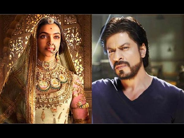 Shahrukh Khan Reveals Why He Did Not Support Team Padmaavat During Controversy