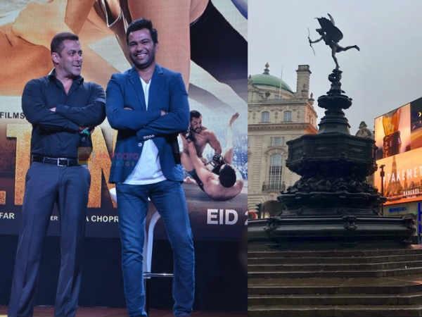 Revealed Salman Khan S Bharat Will Go On Floors In Europe