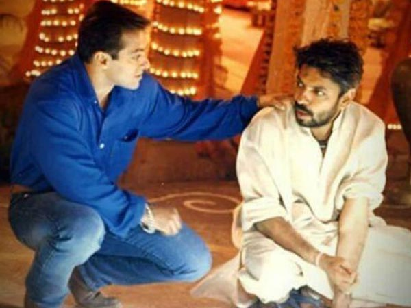 When Salman Got Angry With Himesh & Bhansali