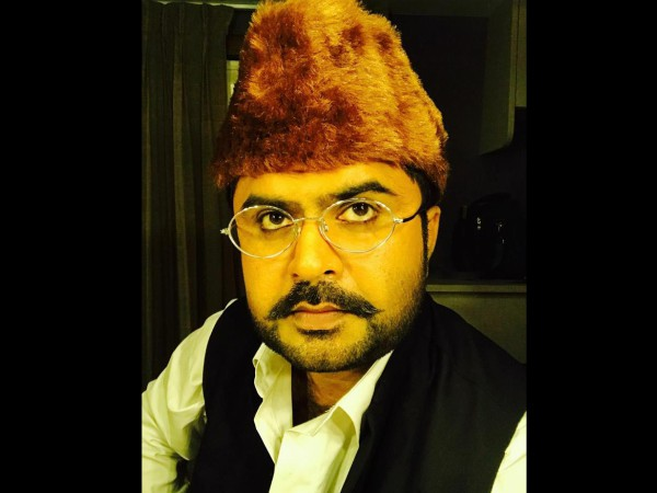 Anoop Menon As Akbar