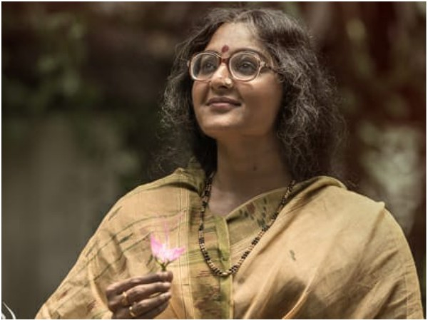 Manju Warrier As Madhavikutty aka Kamala Surayya