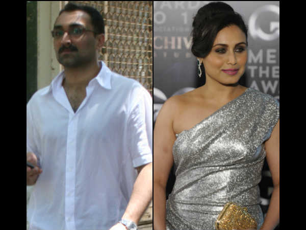 SHOCKING CONFESSION! Rani Mukherji Admits She CURSES & ABUSES Husband Aditya Chopra Every Day