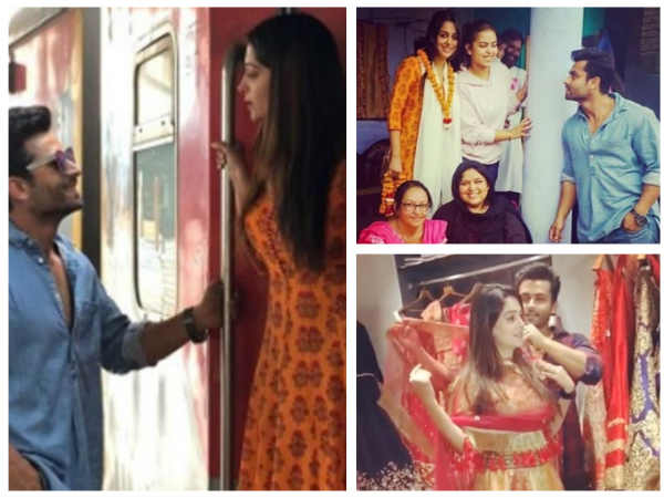 Dipika & Shoaib To Get Married This February; Travel To Their Wedding Destination In DDLJ Style!