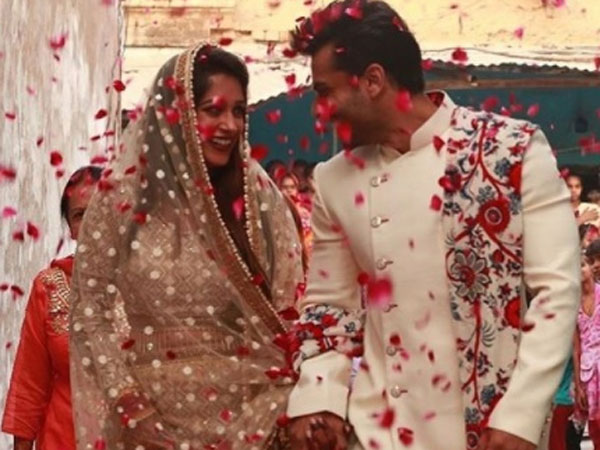 Dipika Is Happy That Wedding Happened In Shoaib's Village