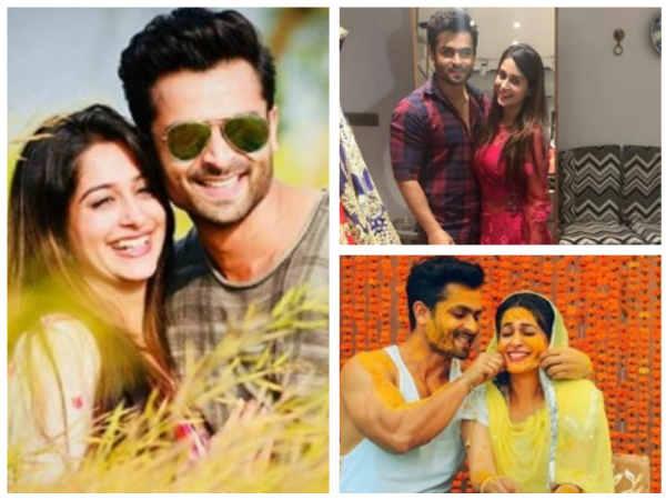 EVERYTHING BOLLYWOOD! Dipika Kakar & Shoaib Ibrahim's Filmy Wedding Is What We Look Forward To!