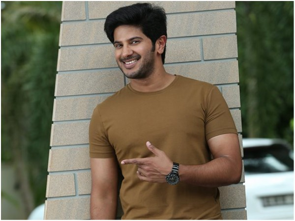 Next Release Of Dulquer Salmaan