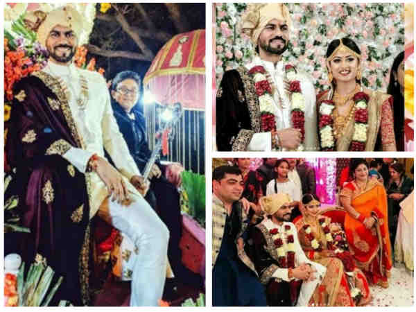 Gaurav Chopra REVEALS Why His Wedding Was A Private Affair; Here's All You Should Know About Hitisha