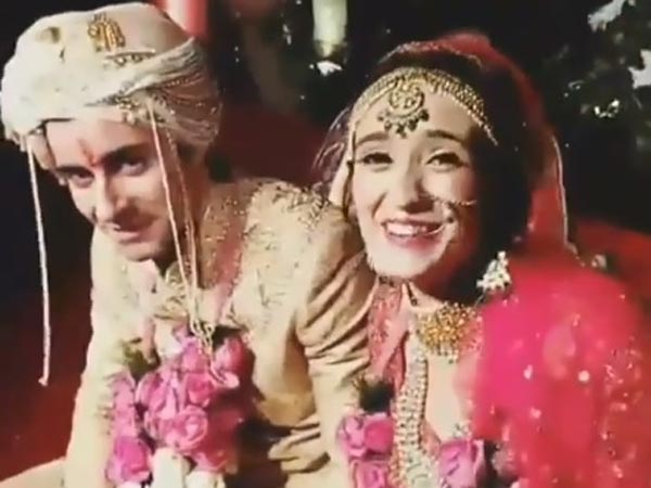 Gautam & Pankhuri Are Officially Married Now