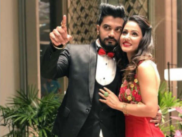 MAGICAL MOMENT! Hina Khan & Her BF Rocky Perform In Sri Lanka; Rocky Thanks Her For Inspiring Him!