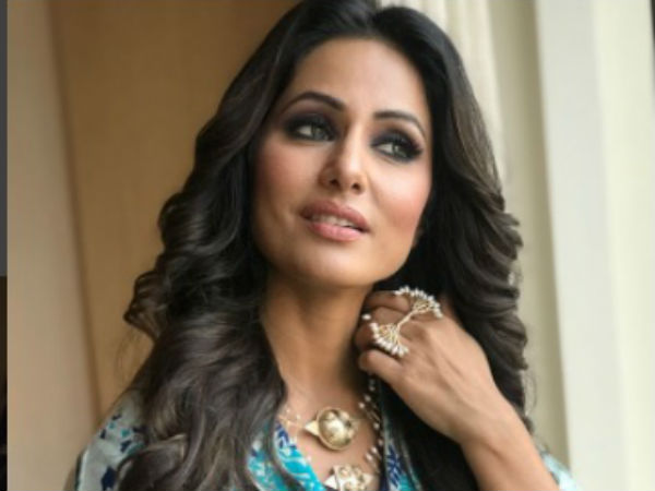 Hina On NOT Repeating Clothes On Bigg Boss