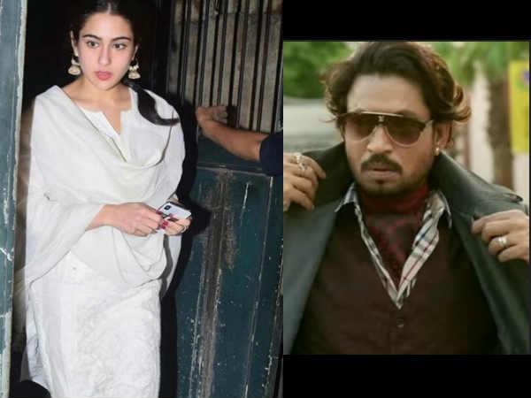 Sara Ali Khan to play Irrfan Khan's daughter in Hindi Medium 2