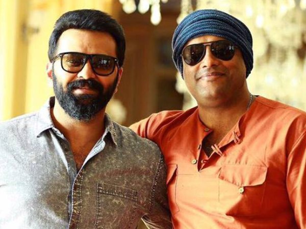 Indrajith And Murali Gopy To Come Together Yet Again For Shaji Kailas!