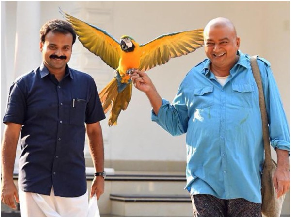 Jayaram & Kunchacko Boban In Panchavarnathatha: A Glance At Their Looks From The Movie!