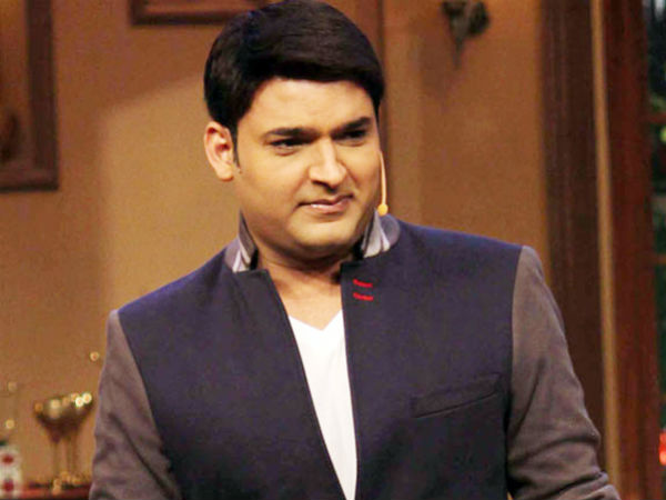 Kapil Sharma in trouble again: NGO files complaint against comedian