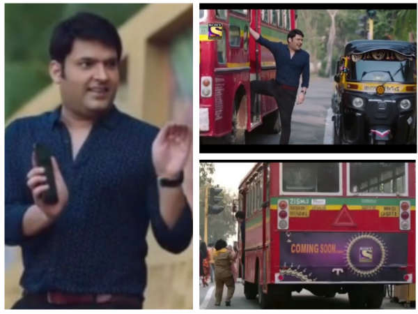 Kapil's New Show Promo OUT!