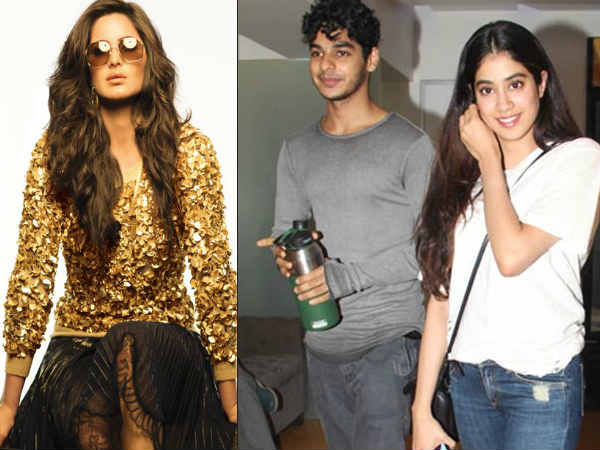She Is Already A Fan Of Ishaan Khatter And Janhvi Kapoor