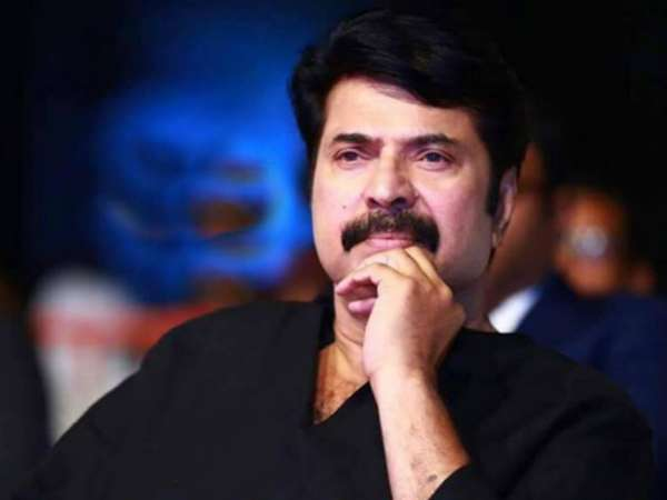 Mammootty Injured During The Shoot Of Maamaankam?