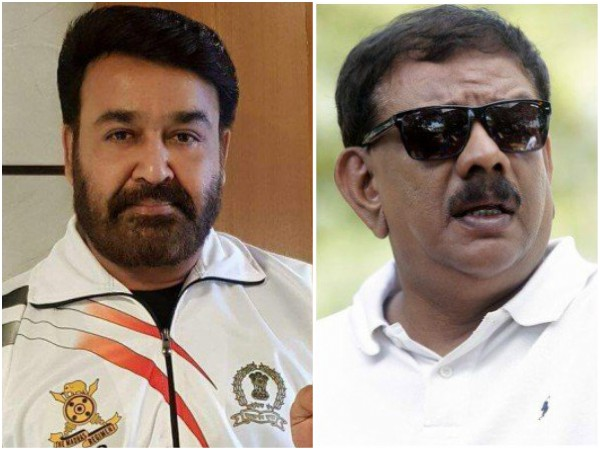 Mohanlal-Priyadarshan Team's Next