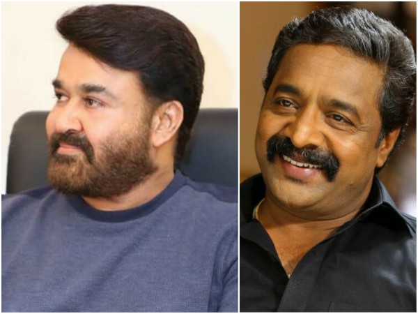 Mohanlal's Project With Renji Panicker