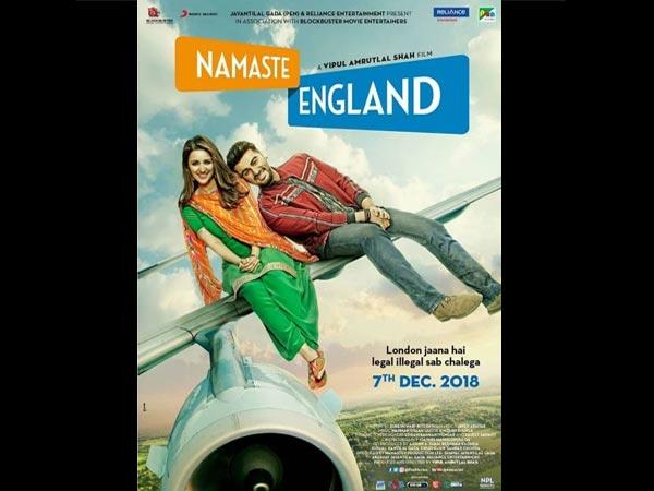 Katrina Kaif & Ranveer Singh Give A Thumbs Up To Vipul Shah's Namaste England!