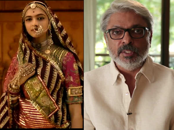 SLB Reveals! Why Deepika Padukone Was Not Ready To Shoot Ghoomar & What Happened When He Got Slapped