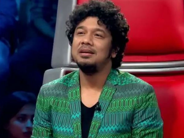 Papon Reacts To The Controversy; Says 'I Feel I Am VICTIMIZED for NO FAULT Of Mine'!