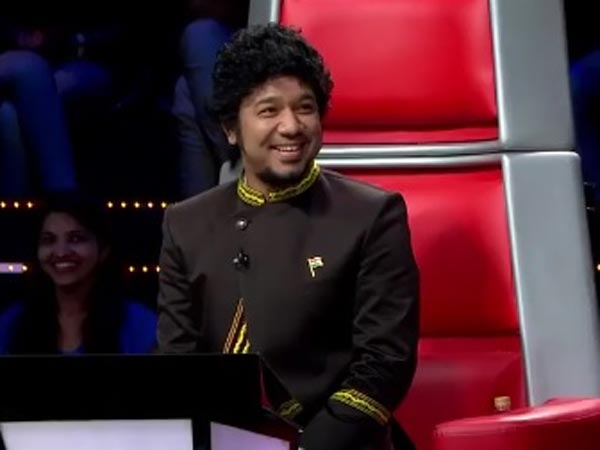 SHOCKING! Complaint Filed Against Singer Papon For Forcibly Kissing A Minor Girl On VOI!