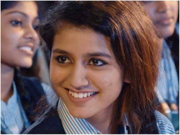Priya Prakash Varrier Is Sure To Win Your Hearts..