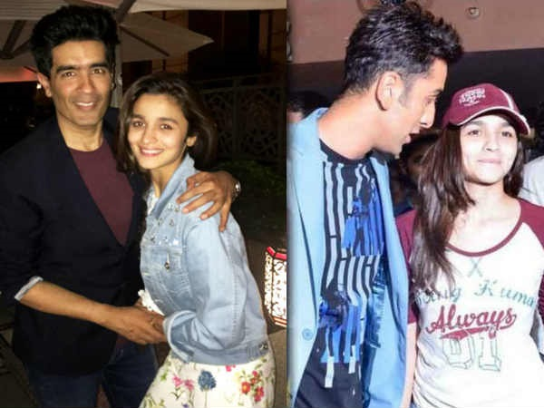 This Celeb Wants Ranbir- Alia To Hook Up This Year