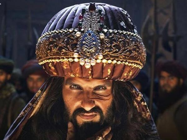 'The Minute The Makers Called A Wrap & We Cut The Cake & Rejoiced, I Was Never Khilji For A Second After That'