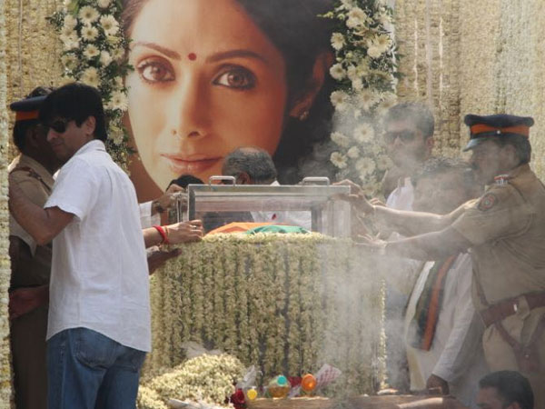Sridevi's Friends Are Shocked